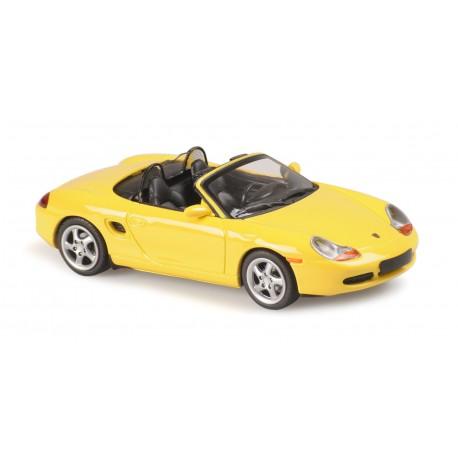 Porsche Boxster 1999 Yellow Maxichamps 940068030