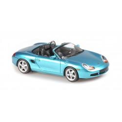Porsche Boxster 1999 Turquoise Metallic Maxichamps 940068031