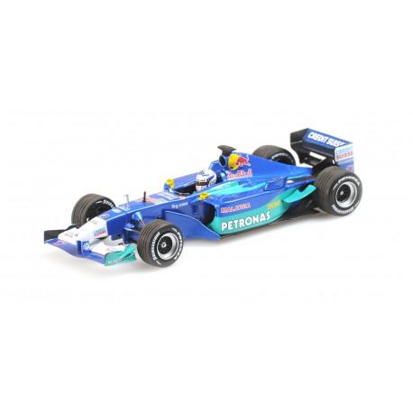 Sauber Petronas C20 F1 2001 Kimi Raikkonen Minichamps 410010117