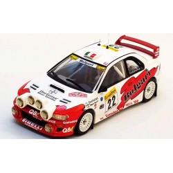 Subaru Impreza WRC 22 Rallye Monte Carlo 1999 Dallavilla Fappani Trofeu TRORRFR13