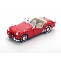 Triumph TR2 1953 Rouge Spark S2179
