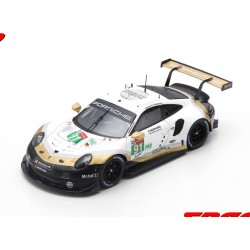Porsche 911 RSR 91 24 Heures du Mans 2019 Spark S7936