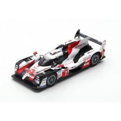 Toyota TS050 Hybrid 7 Pole Position 24 Heures du Mans 2019 Spark S7904