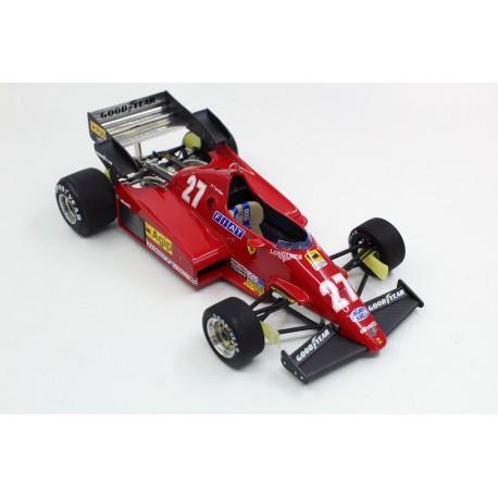 Ferrari 126 C2B 27 F1 1983 Patrick Tambay GP Replicas GP033A