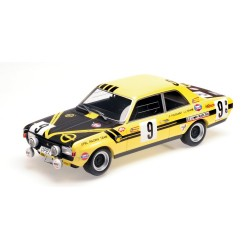 Opel Commodore A Steinmetz 9 24 Heures de Spa-Francorchamps 1970 Minichamps 107704609