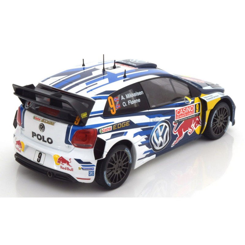 volkswagen polo r wrc 9 rallye monte carlo 2015 mikkelsen floene constructor 6c1099302a. Black Bedroom Furniture Sets. Home Design Ideas