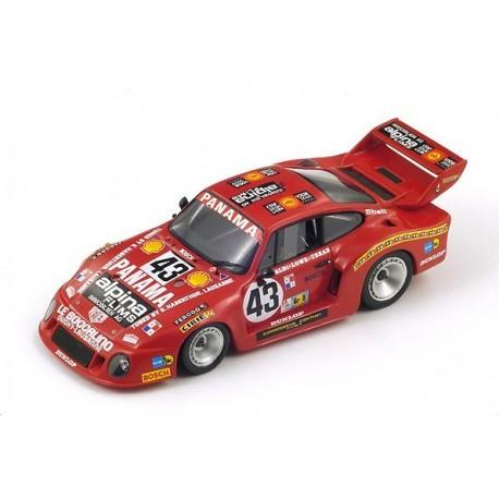 Porsche 935 43 24 Heures du Mans 1979 Spark S3432