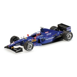 Prost AP02 Test Barcelone 1999 Jenson Button Minichamps 400990119
