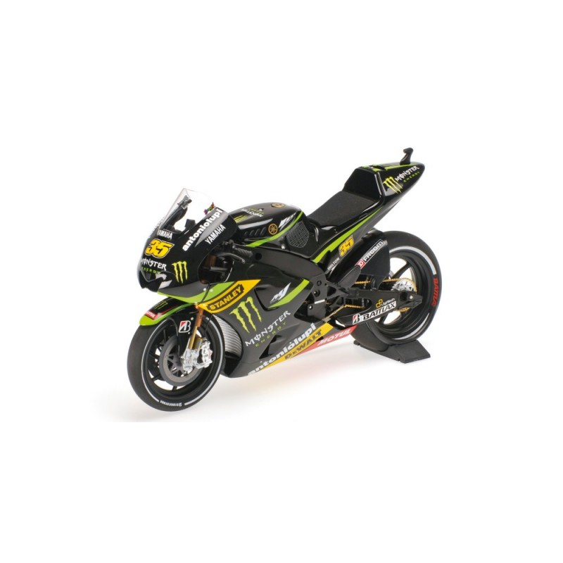 yamaha yzr m1 moto gp 2013 cal crutchlow minichamps 122133035 miniatures minichamps. Black Bedroom Furniture Sets. Home Design Ideas