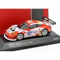 Porsche 911 GT3R 30 24 Heures du Nurburgring 2018 CMR CMR43015