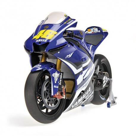 Yamaha YZR-M1 Moto GP Test Jerez 2007 Valentino Rossi Minichamps 122073156