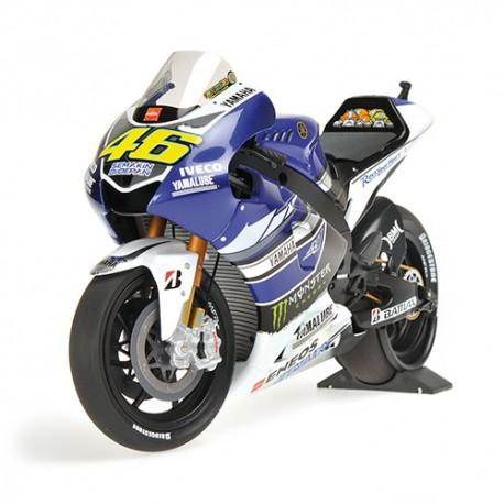 Yamaha YZR-M1 Moto GP Test Jerez 2013 Valentino Rossi Minichamps 122133946