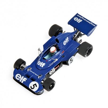 Tyrrell Ford 006 WC 1973 Jackie Stewart Minichamps 436730005