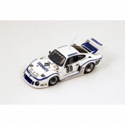 Porsche 935 89 24 Heures du Mans 1980 Spark S3453