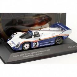Porsche 956K 2 1000 Km de Silverstone 1983 CMR CMRSBC003