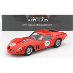 Ferrari 250 GT Drogo 59 1000 Km du Nurburgring 1963 CMR CMR097