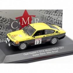 Opel Kadett C GTE 13 Mintex Rallye 1977 Rohrl Broad CMR CMRWRC008