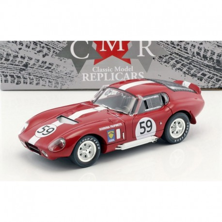 Shelby Cobra Daytona Coupe 59 24 Heures du Mans 1965 CMR CMR112