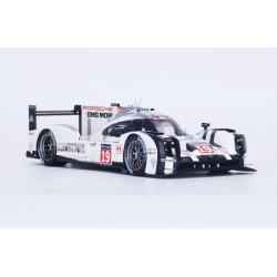 Porsche 919 Hybrid 19 Winner 24 Heures du Mans 2015 Spark 18LM15