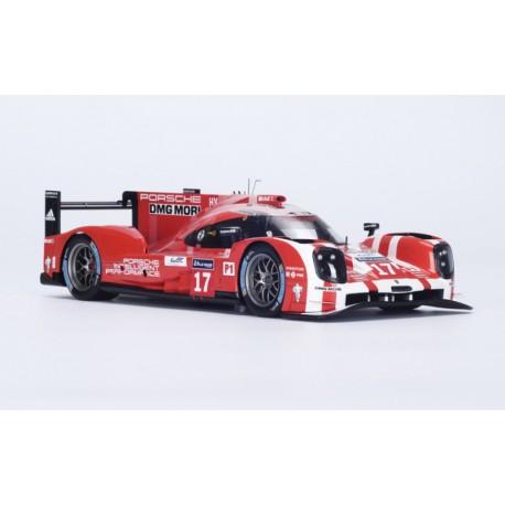Porsche 919 Hybrid 17 24 Heures du Mans 2015 Spark 18S185