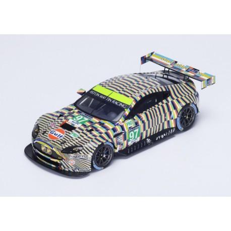 Aston Martin V8 Vantage 97 24 Heures du Mans 2015 Spark 18S192