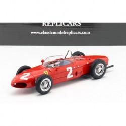 Ferrari 156 F1 Sharknose 2 F1 Italie 1961 Phil Hill CMR CMR166