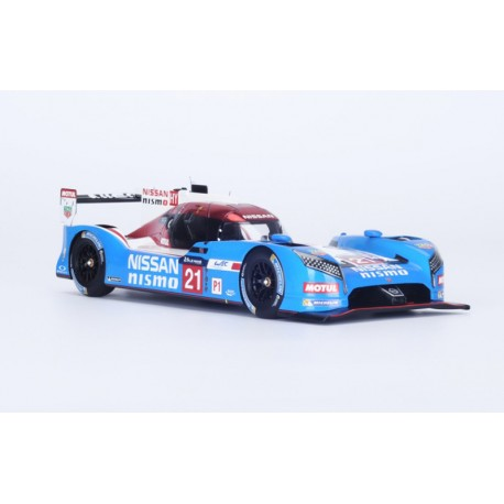 Nissan GT-R LM Nismo 21 24 Heures du Mans 2015 Spark 18S189