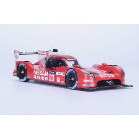Nissan GT-R LM Nismo 23 24 Heures du Mans 2015 Spark 18S191