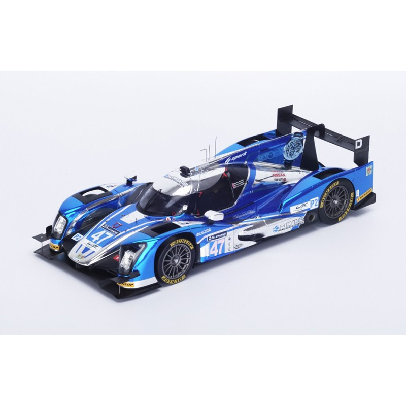 oreca 05 nissan 47 24 heures du mans 2015 spark 18s194 miniatures minichamps. Black Bedroom Furniture Sets. Home Design Ideas