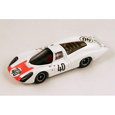 Porsche 907/6L 40 24 Heures du Mans 1967 Spark S3477