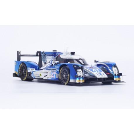 Oreca 05 Nissan 47 24 Heures du Mans 2015 Spark 18S194