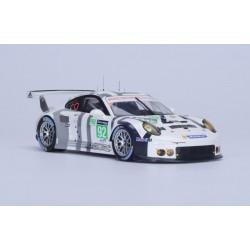 Porsche 911 RSR 92 24 Heures du Mans 2015 Spark 18S195
