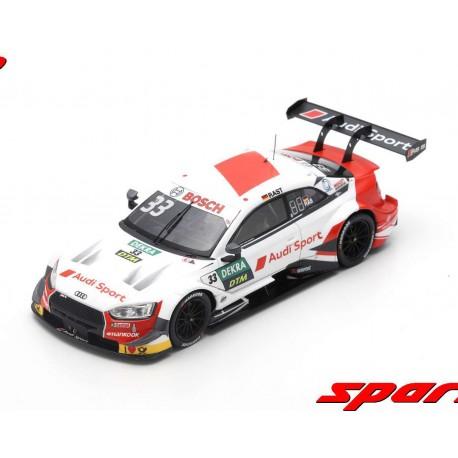 Audi RS5 33 DTM 2019 René Rast Spark SG448