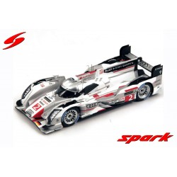 Audi R18 E-Tron Quattro 2 Winner 24 Heures du Mans 2013 Spark S43LM13