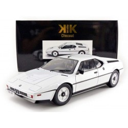 BMW M1 1978 White KK Scale KKDC120012