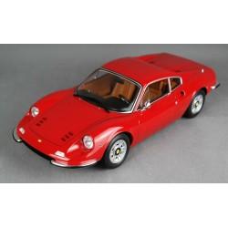 Ferrari Dino 246GT 1973 Red KK Scale KKDC120021