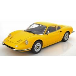 Ferrari Dino 246GT 1973 Yellow KK Scale KKDC120022