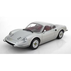 Ferrari Dino 246GT 1973 Silver KK Scale KKDC120023