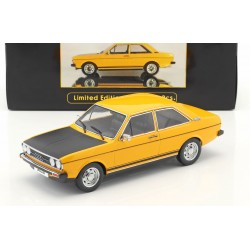 Audi 80 GTE 1972 Yellow Black KK Scale KKDC180031