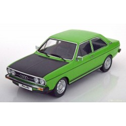 Audi 80 GTE 1972 Green Black KK Scale KKDC180032