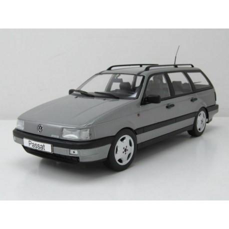 Volkswagen Passat B3 VR6 Variant 1988 Grey Metallic KK Scale KKDC180071