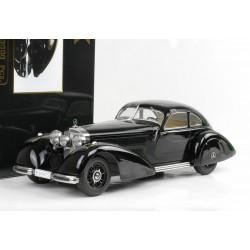 Mercedes 540k Autobahnkurier 1938 Black KK Scale KKDC180081