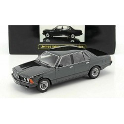 BMW 733i E23 1977 Black Metallic KK Scale KKDC180101