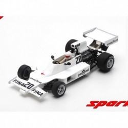 Williams Ford FW 20 F1 Brésil 1975 Arturo Merzario Spark S7485