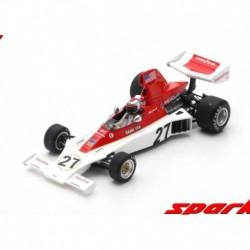 Parnelli VPJ4 27 F1 Suède 1975 Mario Andretti Spark S1892