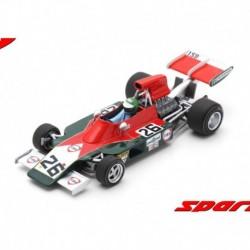 ISO IR 26 F1 Allemagne 1973 Henri Pescarolo Spark S7574