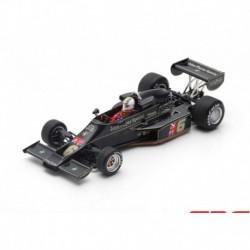 Lotus 77 6 F1 3ème Autriche 1976 Gunnar Nilsson Spark S7134