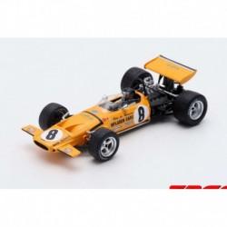 McLaren M14D 8 F1 Canada 1970 Andrea De Adamich Spark S7151