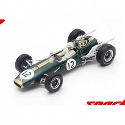 Brabham BT19 12 F1 Winner France 1966 Jack Brabham Spark 18S505