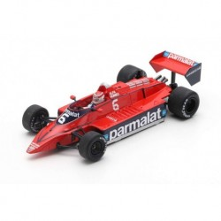 Brabham BT48 6 F1 Monaco 1979 Nelson Piquet Spark S7113